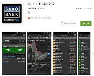 Ulasan Lengkap Tentang Aplikasi Broker SaxoTraderGO di Android