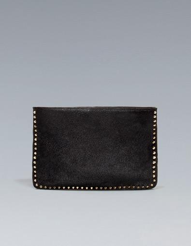 Miss Match Zara Leather Lace Peplum Frill Black Dress
