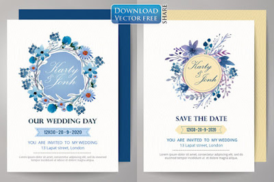 2-mau-thiep-moi-cuoi-do-hoa-trang-tri-hoa-la-wedding-invitation-vector-6771