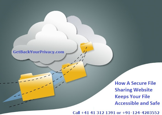 How A Secure File Sharing Website Keeps Your File Accessible and Safe