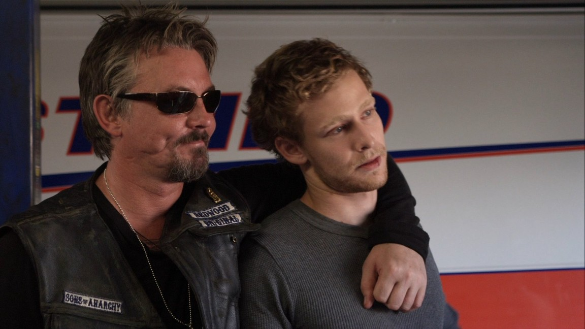 Sons Of Anarchy - Season 1 Episode 8: The Pull
