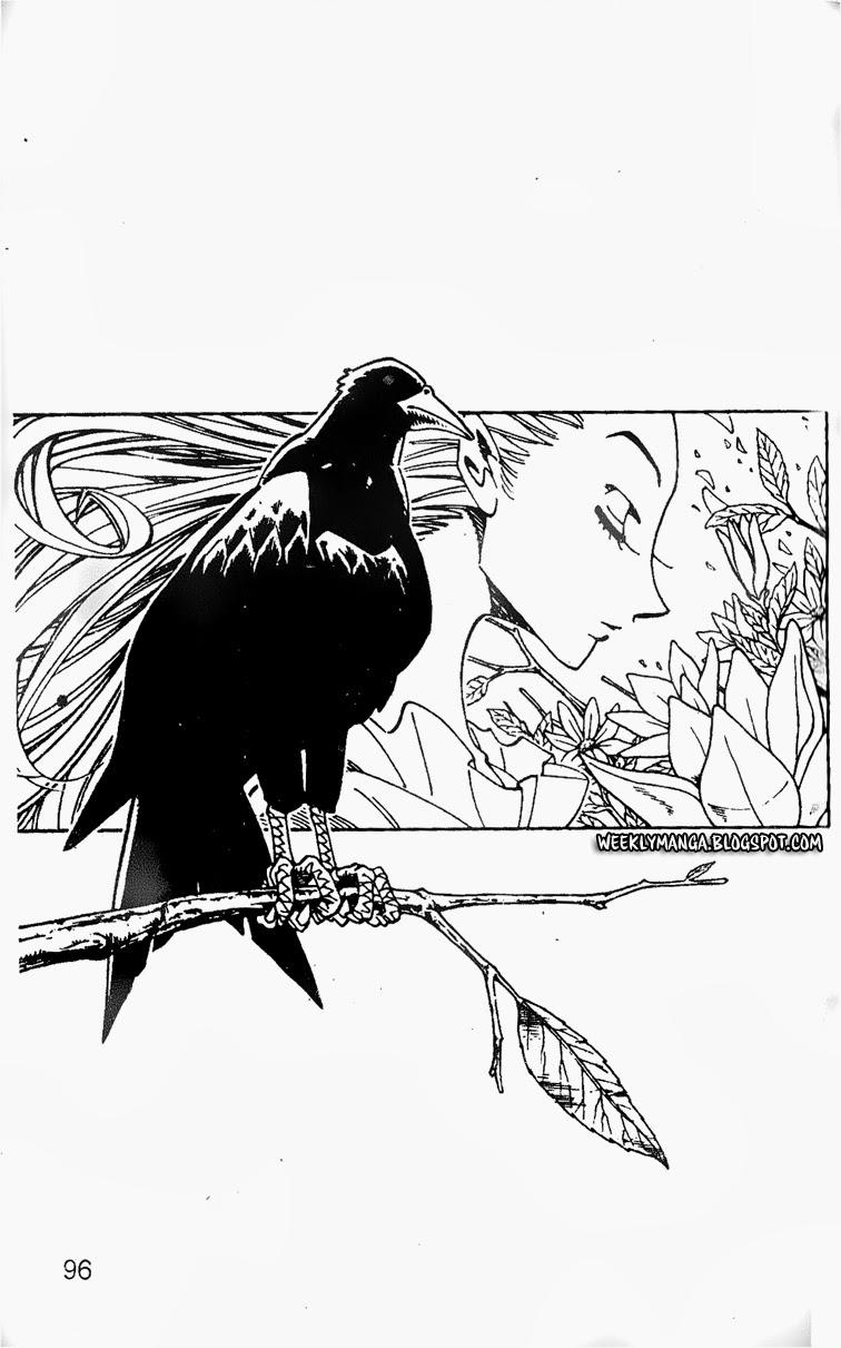 Shaman King [Vua pháp thuật] chap 127 trang 22