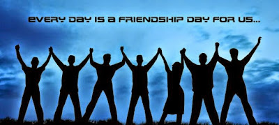 Best moments with best buddies on special friendship day