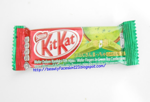 JAPANESE GREEN TEA KIT KAT