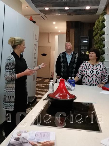 Acibecheria canal cocina nos trae a anna olson for Canal cocina en directo