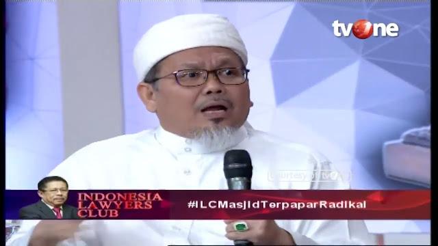 Ummat Islam Dituduh Radikal, KH Tengku Zulkarnain Beberkan 2 Contoh Telak