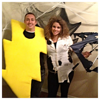 ... as best couple costume awards were given to the best spooky treat and costumes.We played games all night ate and had so much fun !  sc 1 st  Holden The Fort Down & Holden The Fort Down : Caught in the