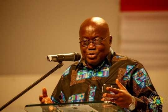 Job creation Ghana's biggest challenge – Akufo-Addo