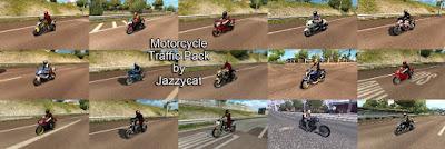 Motor Traffic ETS2