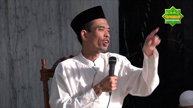 "Jamaah: ""Ustad Apa Gak Takut Nanti Ditangkap?"" Ini Jawaban Super Keren Ustad Abdul Somad"