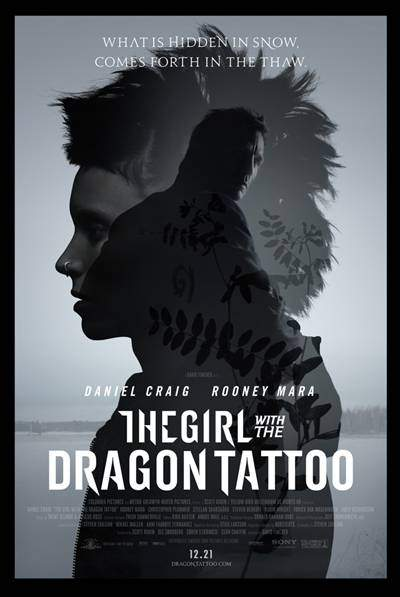 The Girl with the Dragon Tattoo DVDR NTSC Descargar Español Latino 2011