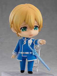 "Nendoroid Eugeo de ""Sword Art Online: Alicization"" - Good Smile Company"