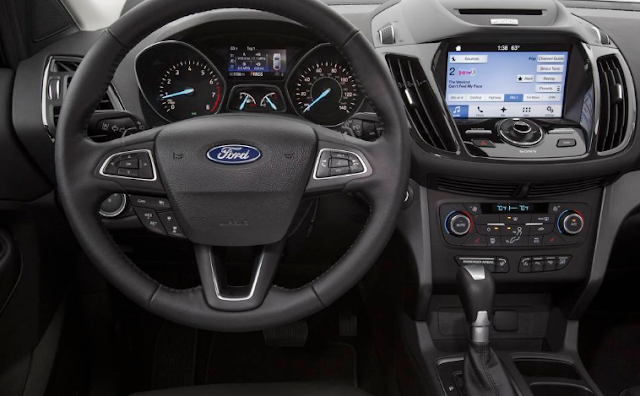 New Escape, 2017 Ford Escape Review, Price, Rumor, Change