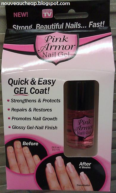 Spotted New Nail Products Nouveau Cheap