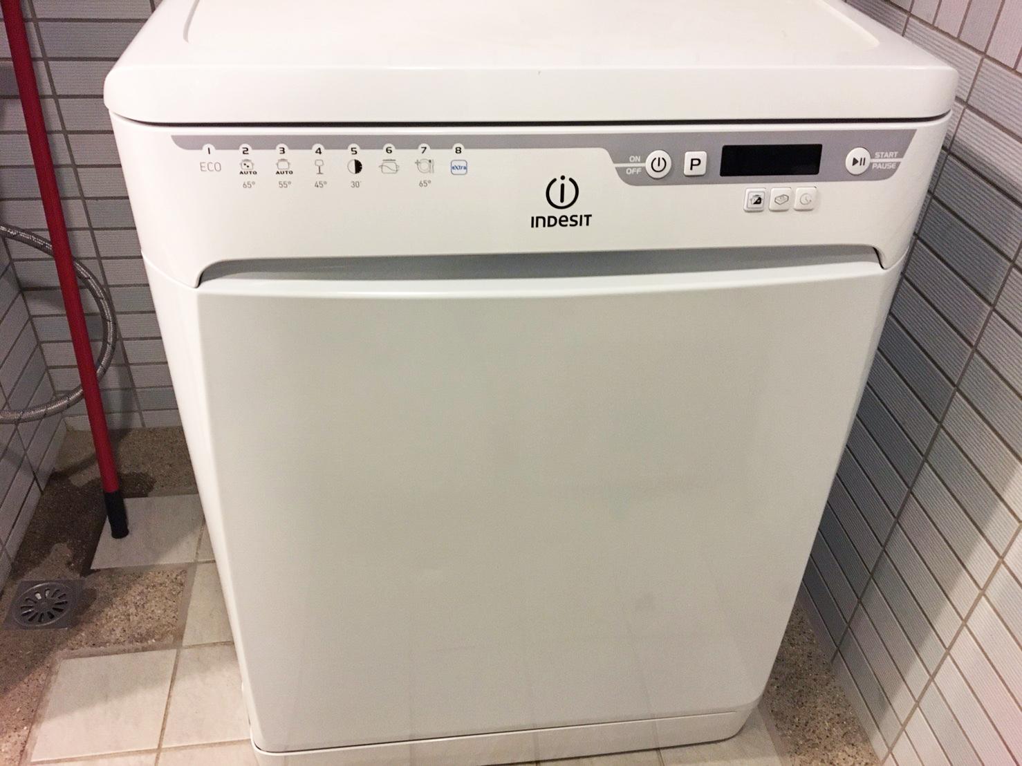 【阿渥到你家】 實地探訪 洗碗機運作 DFP58