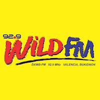 Wild FM Valencia DXWB 92.9 MHz logo