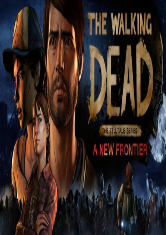 Download The Walking Dead A New Frontier for PC free full version
