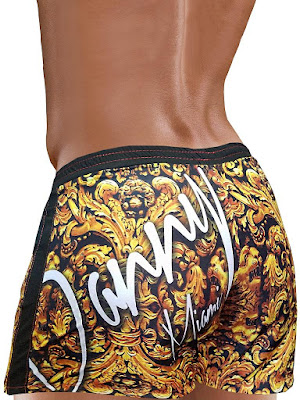 Danny Miami God Of Kings Beach Shorts Back Gayrado Online Shop