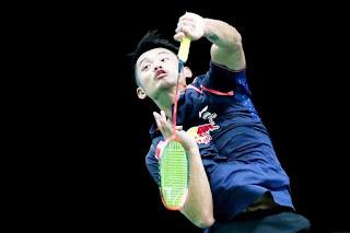 BÁDMINTON - Lin Dan consigue su 6º All England y Okuhara celebró su cumpleaños a lo grande