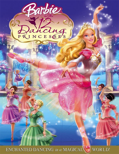 Ver Barbie y las 12 princesas bailarinas (2006) Online