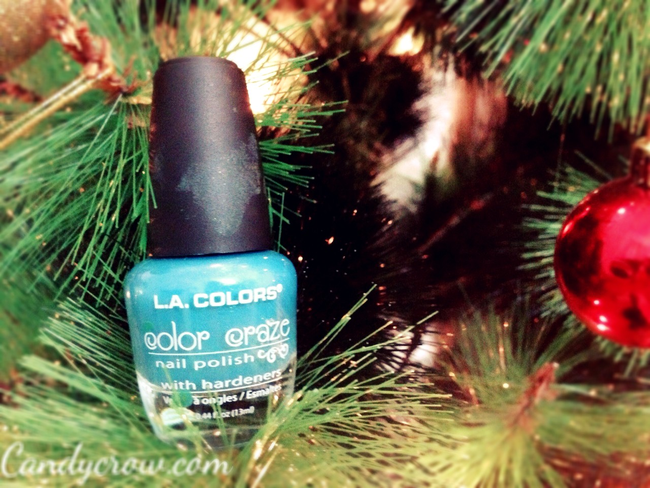 L.A colors - Color craze Nail polish Shock and Atomic Review