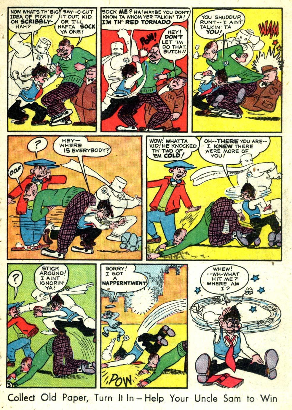 Read online All-American Comics (1939) comic -  Issue #58 - 22