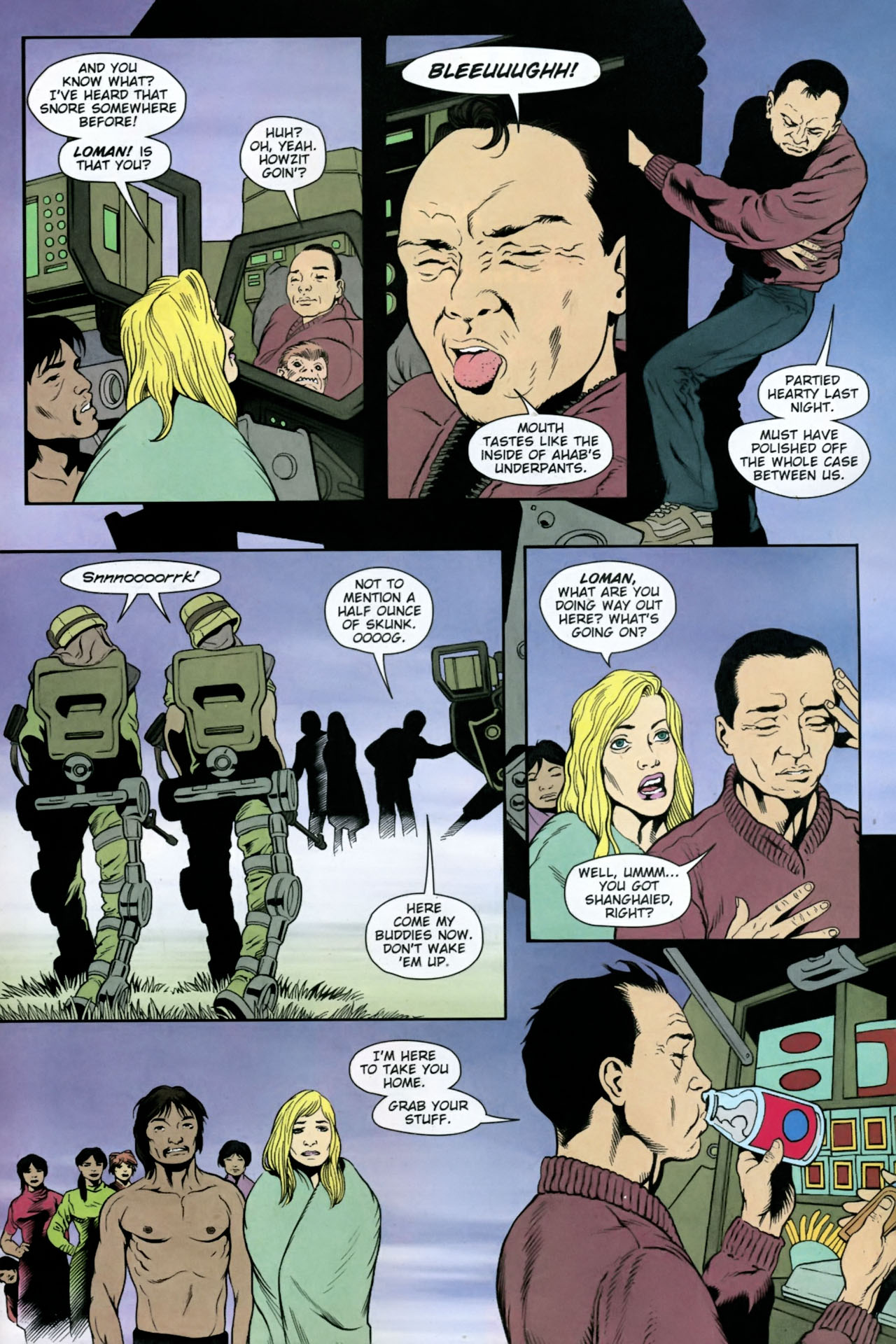 Read online Army @ Love comic -  Issue #11 - 20