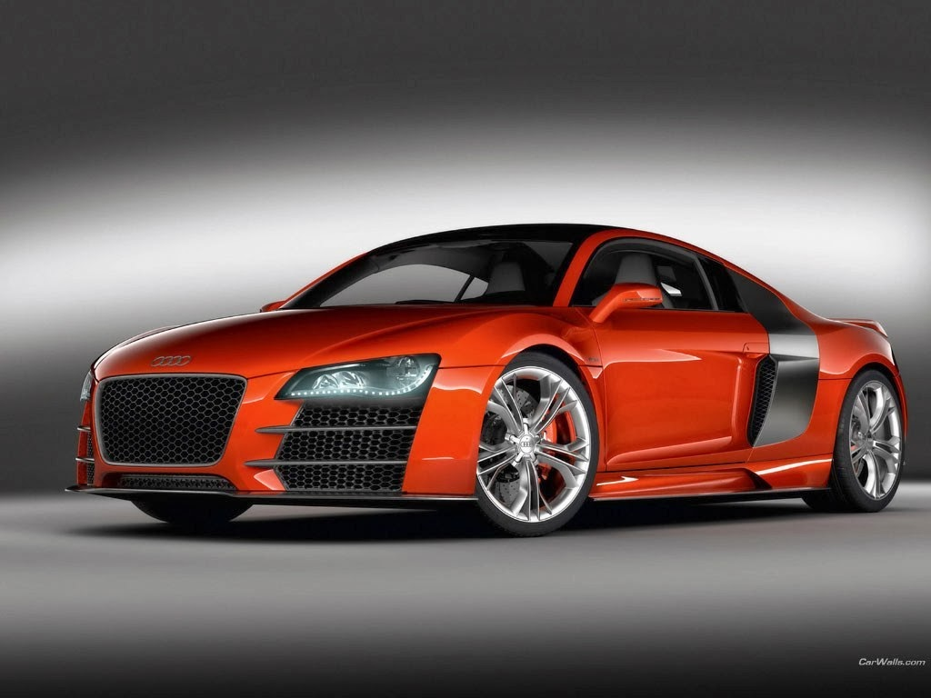 Gojing Audi R8 Car Wallpaper 5895