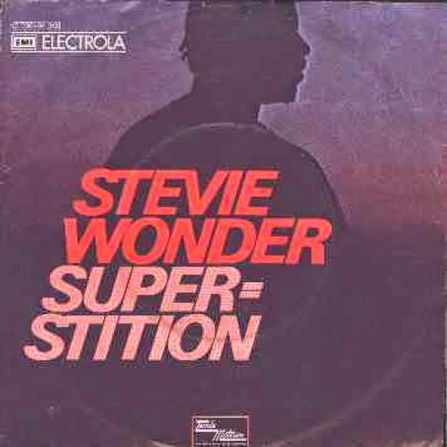 Stevie Wonder. Superstition