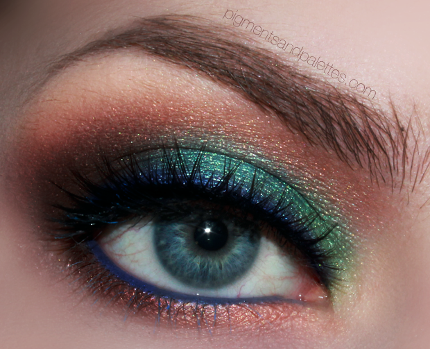Image result for PEACOCK inspired makeup
