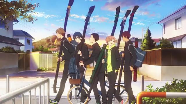 "Kyoto Animation's Sport Anime ""Tsurune"""
