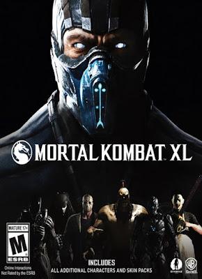 Mortal Kombat XL game for pc downlaod