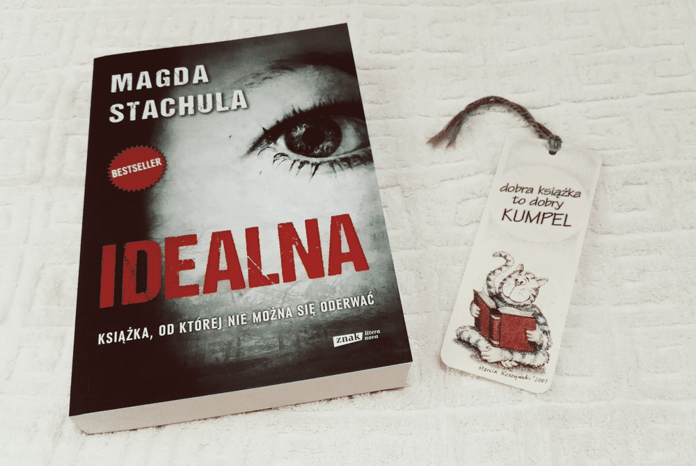 Idealna, thriller psychologiczny, Magda Stachula