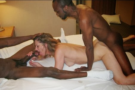 Letting a black man have sex with your wife