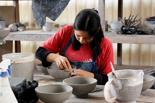 Certeza adex preocupa desaparici n de talleres artesanales for Talleres artesanales