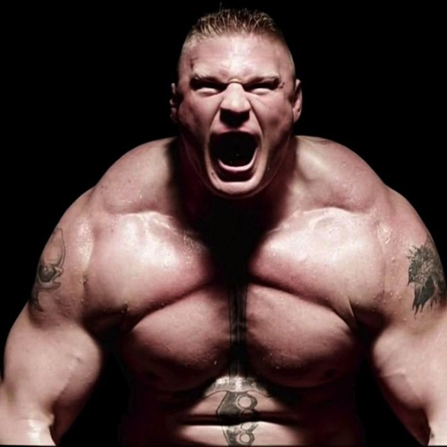 Brock Lesnar Royla Rumble 2018