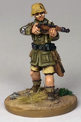 28mm Bolt Action DAK rifleman