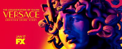 The Assassination of Gianni Versace Banner Poster