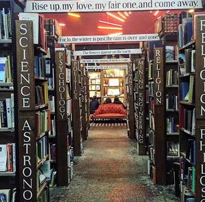 Barter Books Kaleidoscope Peonies