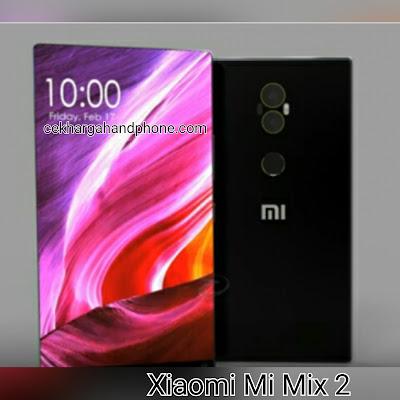 Bentuk Xiaomi Mi Mix 2 Akan Kaya Galaxy S8