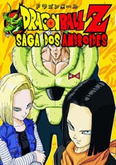 Dragon Ball Z - Saga dos Androides Desenhos Torrent Download capa