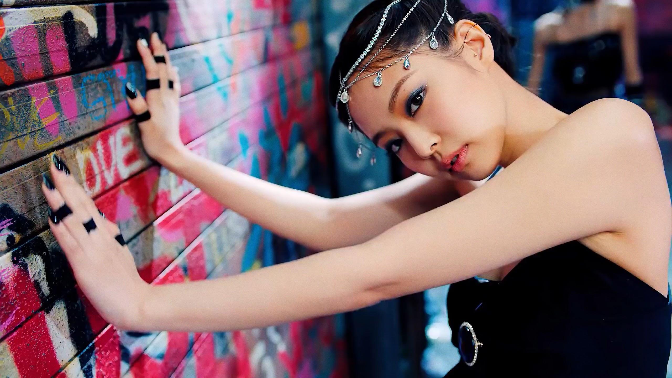 Blackpink Kill This Love Jennie 4k Wallpaper 5