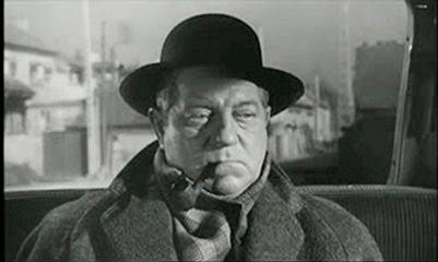 Jean Gabin- Maigret e l'affare Saint-Fiacre 1958