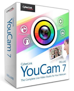 CyberLink YouCam Deluxe 7.0.4023.0 Full Version