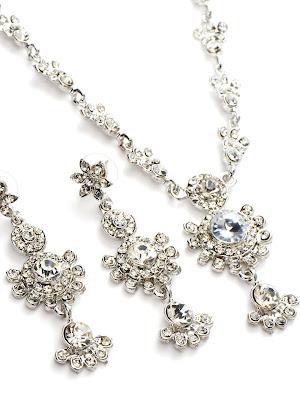 Silver-Jewellery-Set allfreshwallpaper