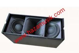 Skema box speaker gantung line array 10inch LA-3210