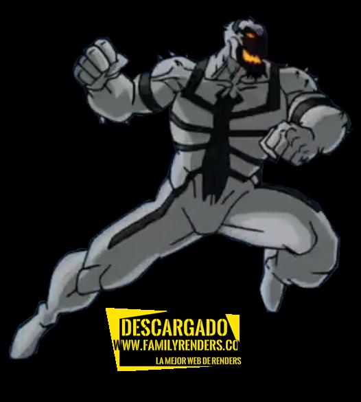 rener Ultimate Spider-Man Anti-Venom
