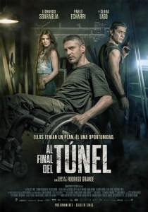 At the End of the Tunnel (2016) Subtitle Indonesia