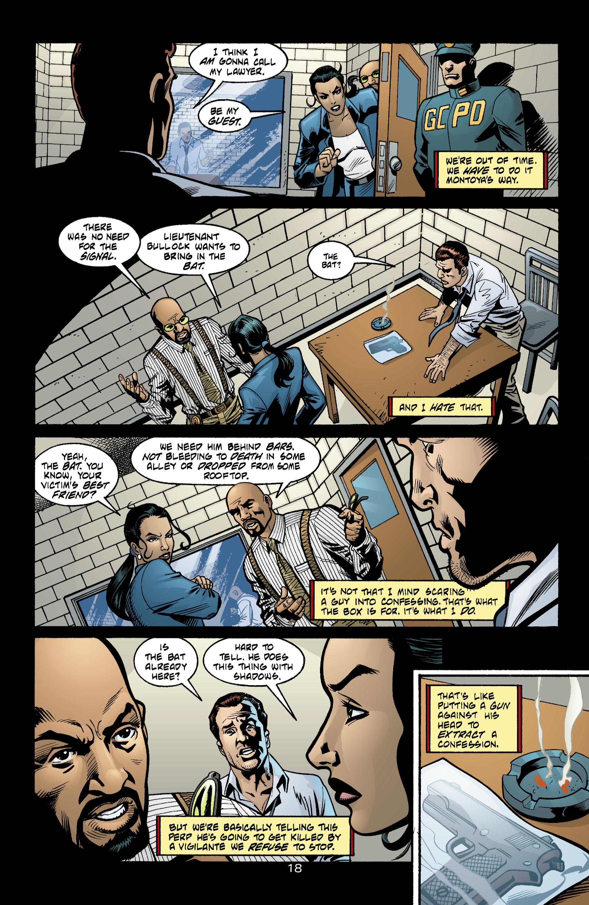 Detective Comics (1937) 754 Page 17