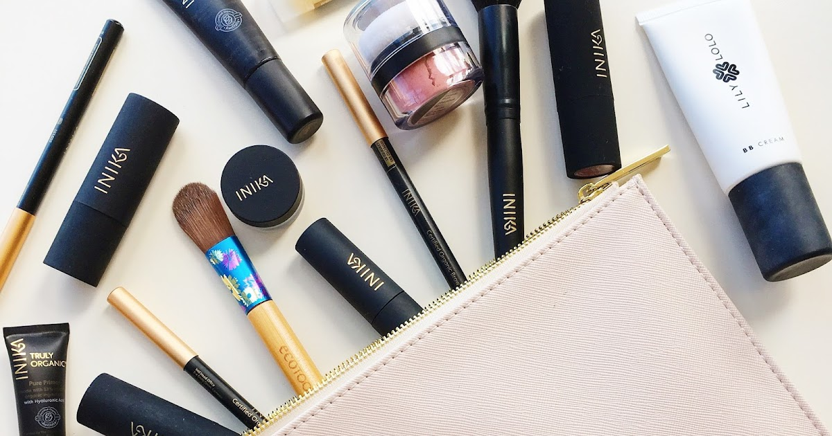 @naturallymeghan's cover photo for 'Naturally Meghan : What's In My Make Up Bag? (Natural, Vegan & Cruelty-Free)'
